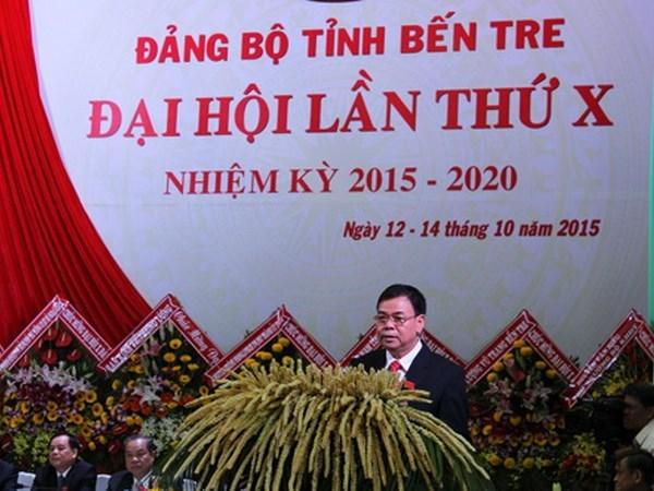 Les religieux contribuent au developpement de Ben Tre hinh anh 1