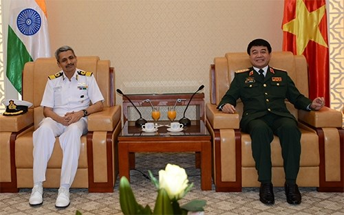 Promotion de la cooperation dans la defense entre le Vietnam et l'Inde hinh anh 1