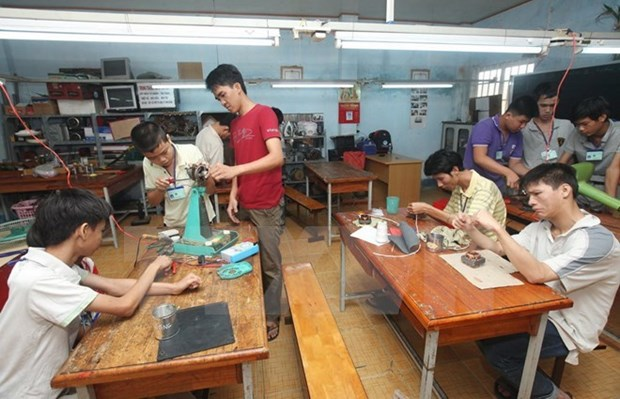 L'USAID assiste un projet en faveur des handicapes a Tay Ninh hinh anh 1