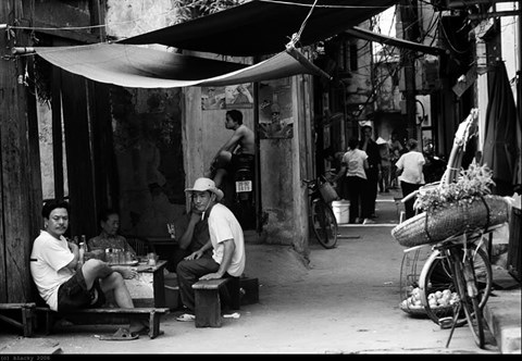 Deambulations dans les dedales des ruelles de Hanoi hinh anh 1