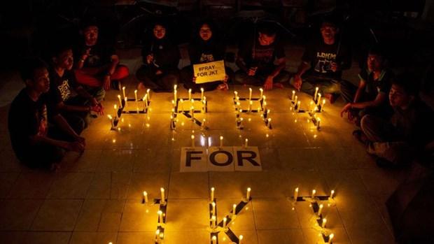 Des assaillants identifies, trois suspects interpeles apres les attentats de Jakarta hinh anh 2