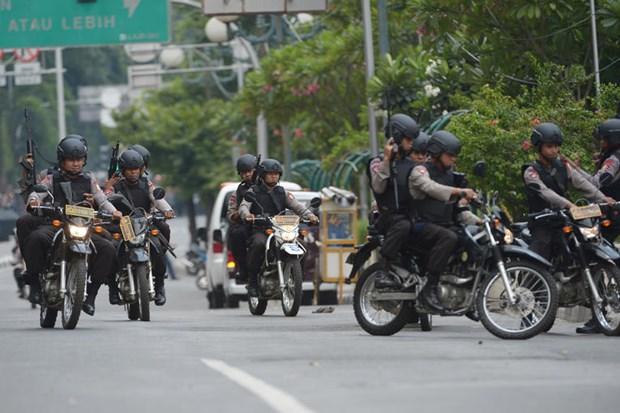 L'Indonesie frappee par des attentats revendiques par l'EI hinh anh 1