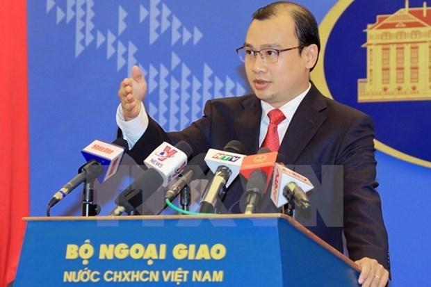 Le Vietnam demande a l'OACI de modifier la carte de la FIR de Sanya hinh anh 1