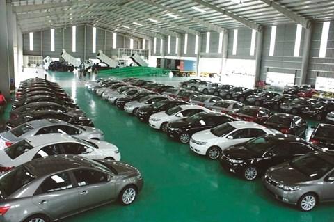 Le Vietnam importe a nouveau plus qu'elle n'exporte hinh anh 1
