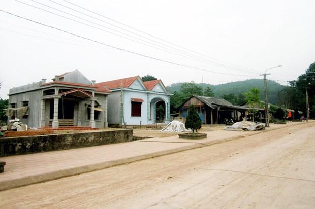 Nouvelle ruralite: Quang Ninh sur la ligne d'arrivee hinh anh 2