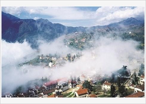 Sa Pa dans le cœur des touristes etrangers hinh anh 1