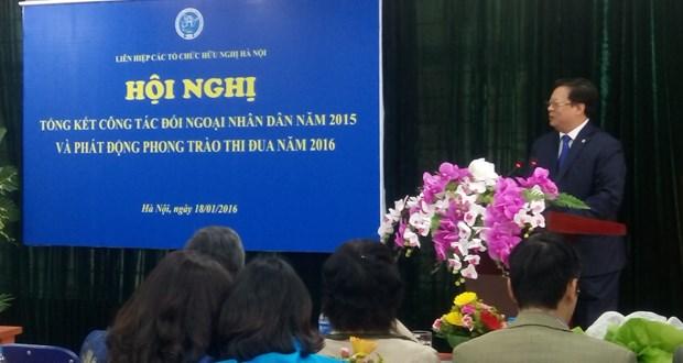 La diplomatie populaire promeut l'image du pays et du peuple vietnamien hinh anh 1