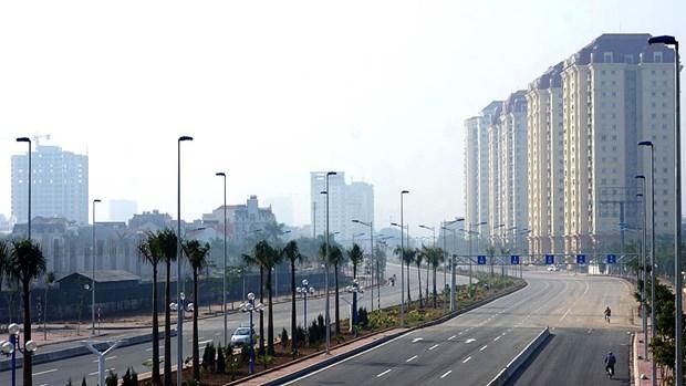 Hanoi : essais d'un troncon du peripherique N° 2 hinh anh 1
