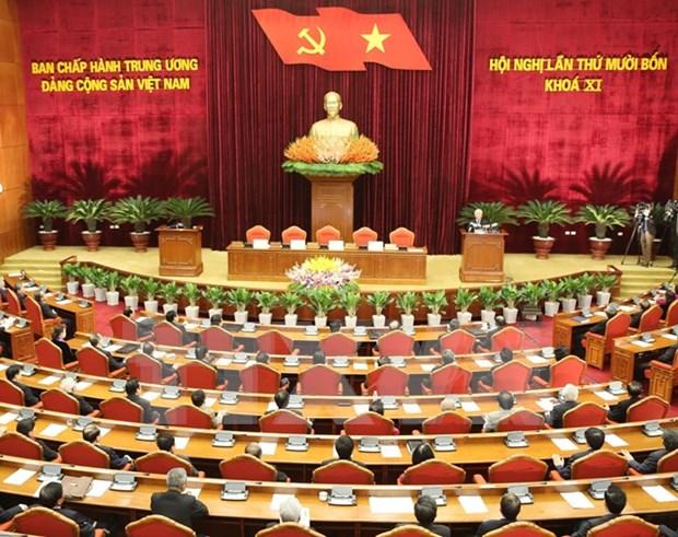 Le Comite central du Parti doit etre uni, puissant et competent hinh anh 2