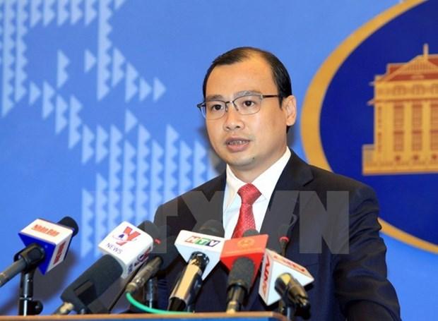 Le Vietnam demande a la Chine de retirer sa plate-forme d'une zone non encore delimitee hinh anh 1