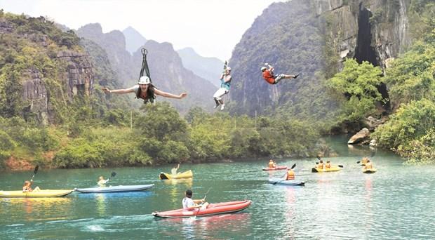 Promouvoir les valeurs du site touristique Phong Nha-Ke Bang hinh anh 1