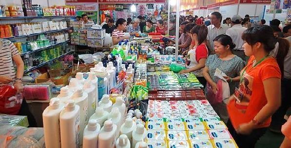 Premier festival des achats de produits thailandais a HCM-Ville hinh anh 1