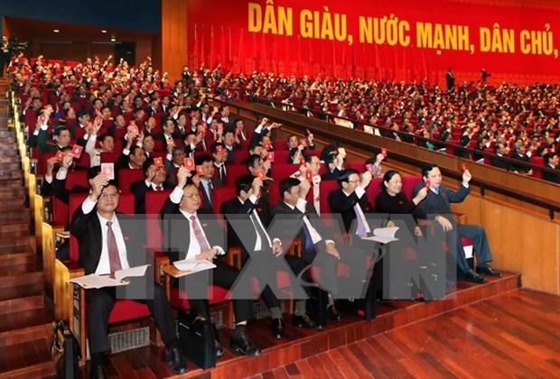 Le PCV debute la session preparatoire de son 12e Congres national hinh anh 1