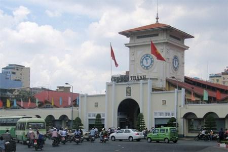 Les habitants de Ho Chi Minh-Ville s'orientent vers le XIIe Congres national du Parti hinh anh 1