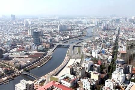 Tableau de l'immobilier de Ho Chi Minh-Ville en 2015 hinh anh 2
