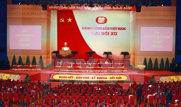 12e Congres : une integration active pour elever le statut international du Vietnam hinh anh 1