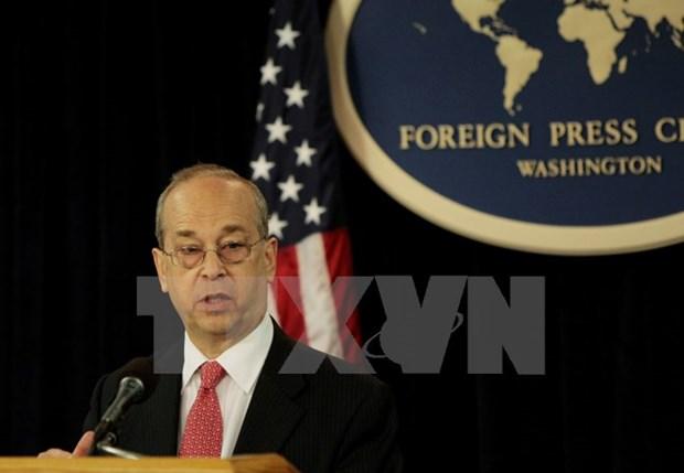 Singapour et Etats-Unis reaffirment leur partenariat strategique hinh anh 1