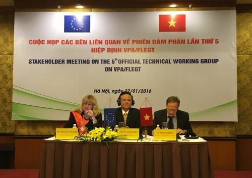 L'UE, un marche prometteur pour la filiere vietnamienne du bois hinh anh 1