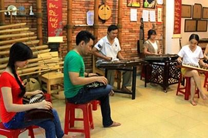Un petit espace de folk vietnamien a Ho Chi Minh-Ville hinh anh 1