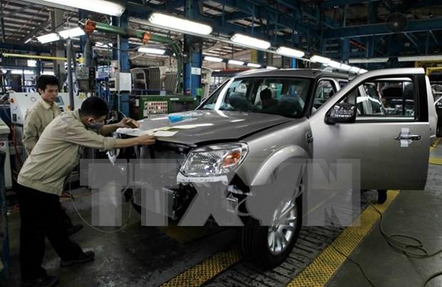 Le Vietnam est le 3e marche de Ford au sein de l'ASEAN hinh anh 1