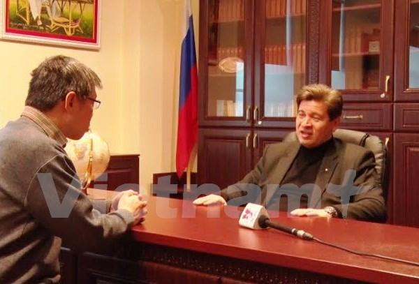 Le Vietnam est un modele de protection des interets nationaux, selon un professeur russe hinh anh 1