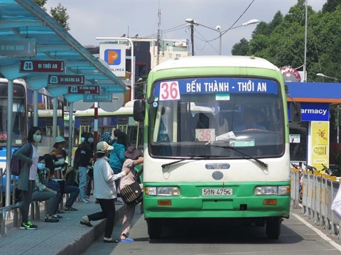 Un projet visant a ameliorer la qualite des bus hinh anh 2