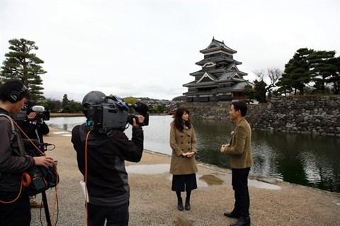 Un documentaire sur le Japon est diffuse sur la chaine VTV2 hinh anh 1