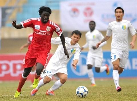 Cooperation entre VPF et Sportradar au profit de la V-league hinh anh 1
