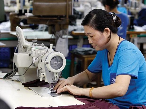Afflux d'investissement americain dans le secteur du textile du Vietnam hinh anh 1