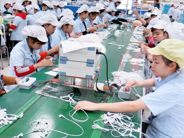 IDE : le Vietnam attire 1,334 milliard de dollars en janvier hinh anh 1
