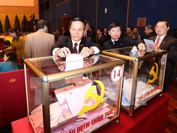 Le peuple a pleinement confiance en le nouveau Comite central du Parti hinh anh 3