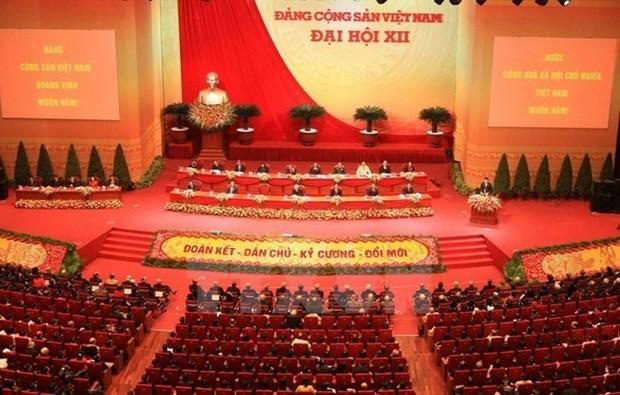 Le 12e Congres du PCV – 2e Congres de Renouveau hinh anh 1