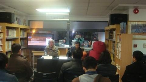 Conference sur l'ouvrage L'age des foules - traite historique de psychologie des masses hinh anh 1
