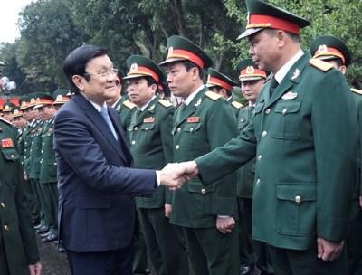 A Ha Tinh et Nghe An, le chef de l'Etat montre la voie hinh anh 2