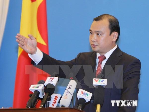 Le Vietnam demande aux pays de contribuer au maintien de la paix en Mer Orientale hinh anh 1