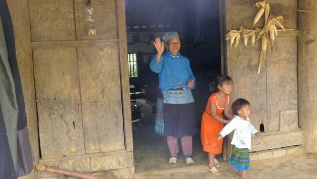 Chieng Di, un village typique Mong hinh anh 3