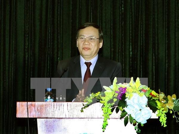 Visioconference nationale sur les elections legislatives hinh anh 1
