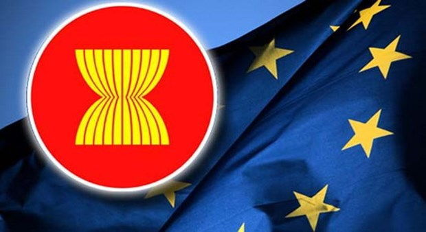 La 23e reunion du Comite de cooperation mixte ASEAN-Union europeenne hinh anh 1