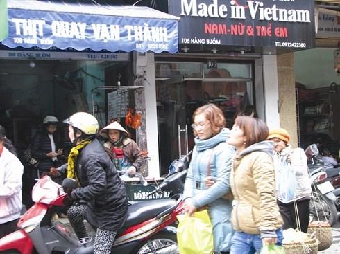 Hang Buom, la rue des confiseurs hinh anh 2