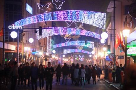 Tout le pays accueille le Nouvel an du Singe avec foi et espoir hinh anh 1