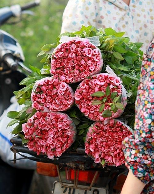 Les marches des fleurs, element culturel du Tet hinh anh 3