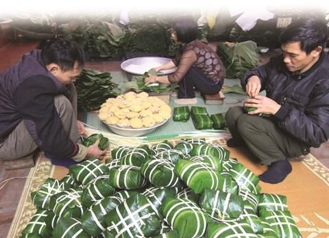 Quatre villages de metiers de Hanoi a visiter au Tet du Singe hinh anh 2