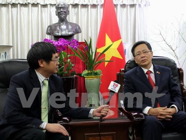 Avancees des relations economiques Vietnam-Republique de Coree en 2015 hinh anh 1