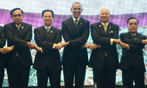 Ouverture du Sommet ASEAN-Etats-Unis a Sunnylands hinh anh 1