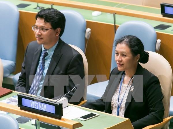 Le Vietnam appelle a mettre fin aux actes illegaux en Mer Orientale hinh anh 2
