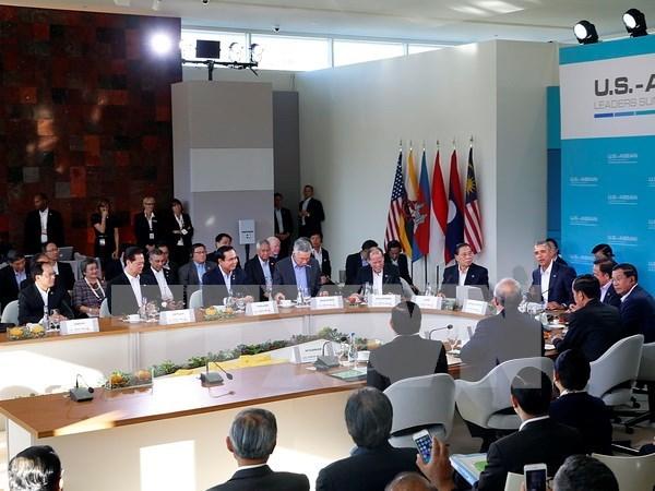 Le Vietnam souligne l'importance des relations ASEAN-Etats-Unis hinh anh 1