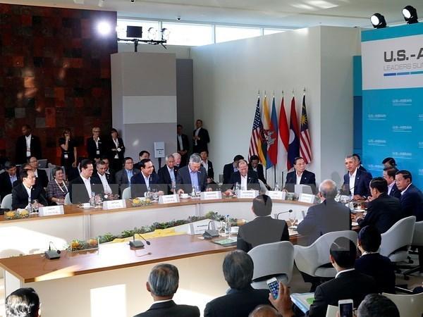 Sommet ASEAN-Etats-Unis: declaration de Sunnylands hinh anh 1