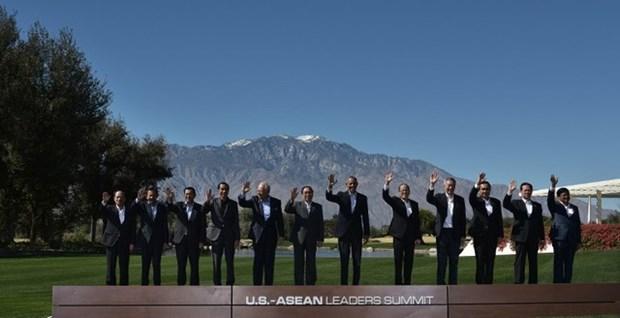 Declaration du Sommet ASEAN-Etats-Unis hinh anh 1