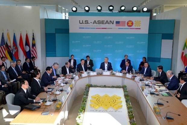 Declaration du Sommet ASEAN-Etats-Unis hinh anh 2