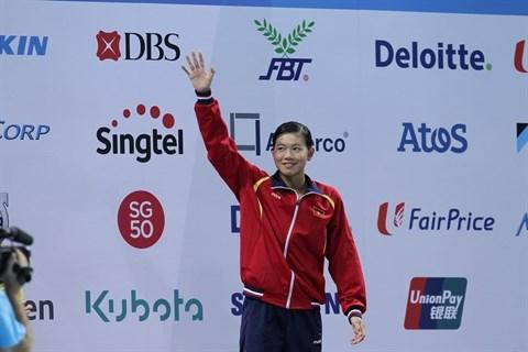 JO 2016 : des entrainements specifiques pour 45 sportifs vietnamiens hinh anh 1